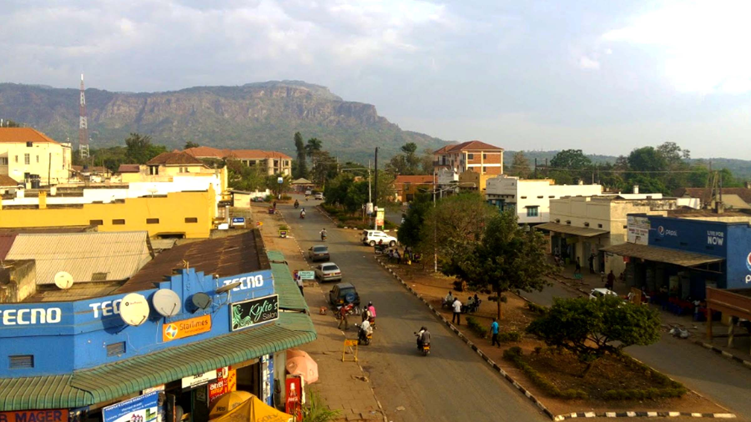 About Mbale Town
