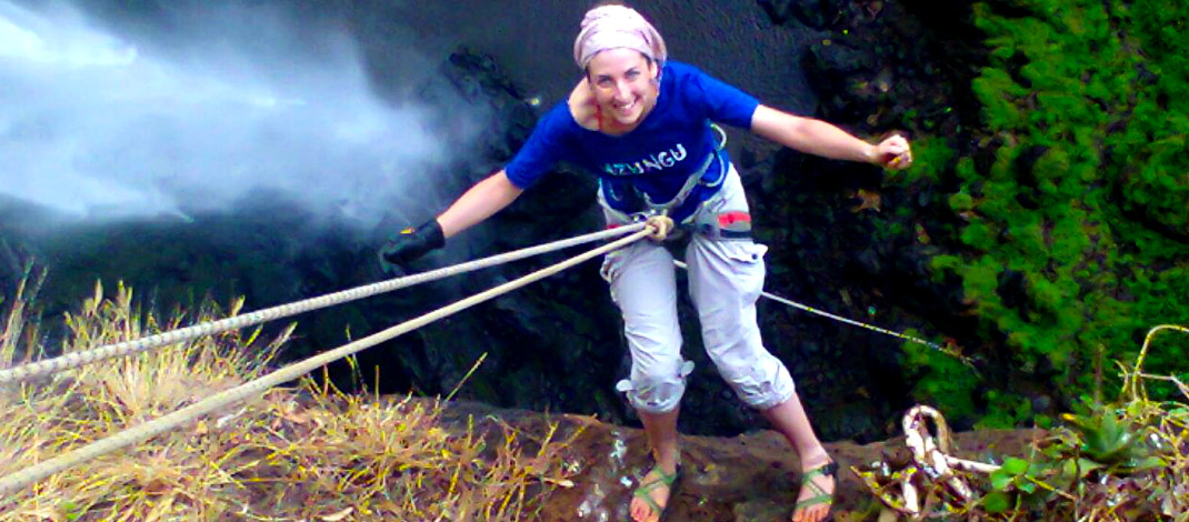 abseiling in mbale uganda