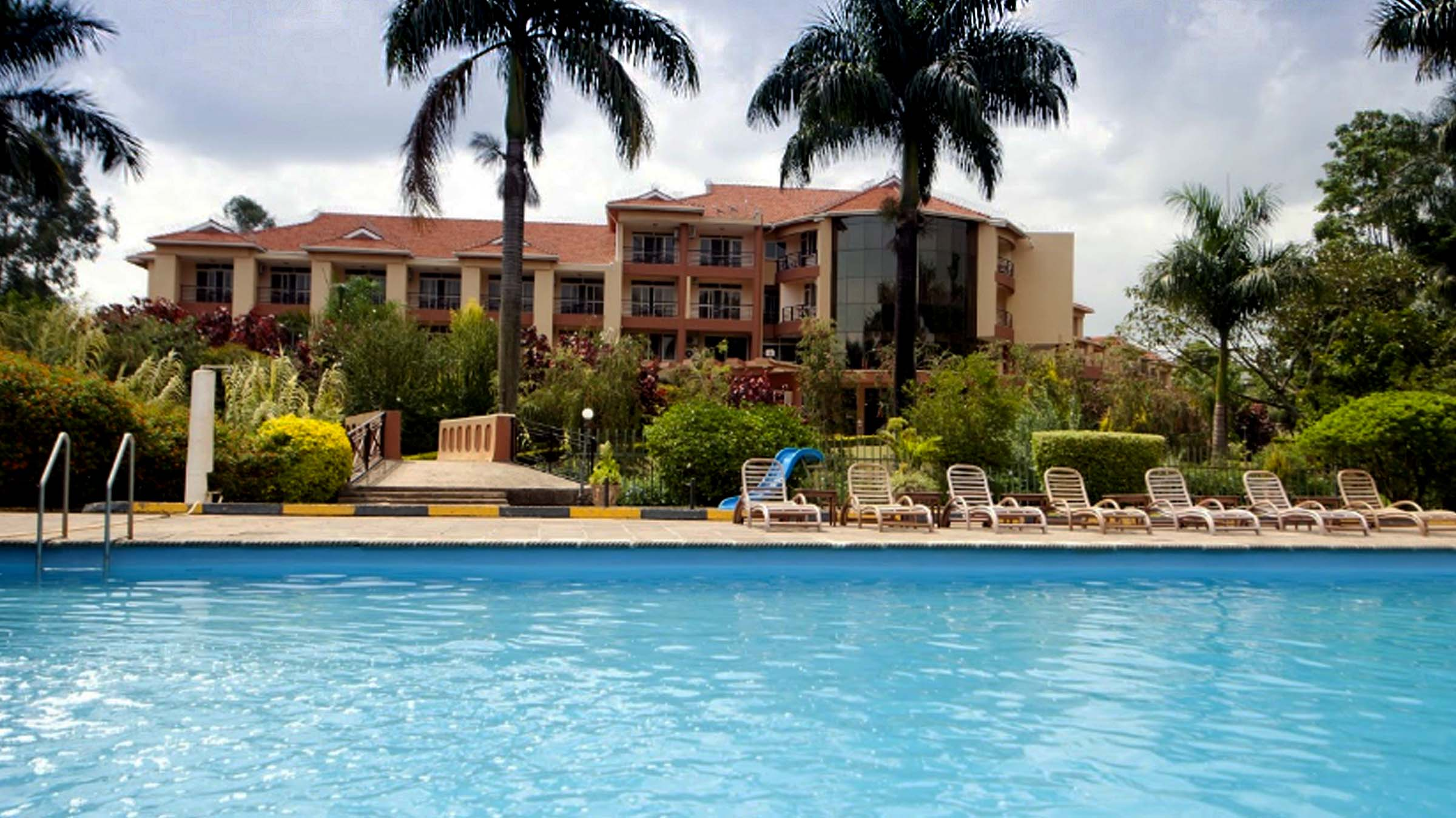Hotels and Lodges in Mbale Town - Mbale Resort Hotel